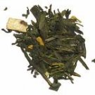 Organic Lemongrass Green Tea