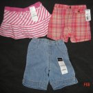 NWT 18M Three-Piece Girls Summer Lot