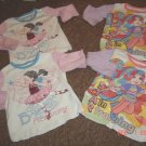 Twin Girls Lot 24M Childrens Place Longsleeve tees EUC