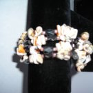"""Magnetic White Shell Necklaces/Bracelets 36"""""""