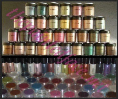 FINAL PIGMENT SAMPLE SALE  HERE! http://www.ioffer.com/i/143141561