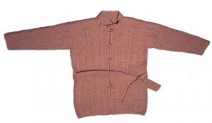Saddle Shoulder Jacket