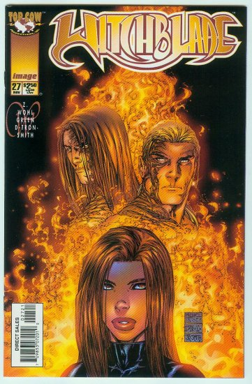 Witchblade #27  Variant Michael Turner Cover