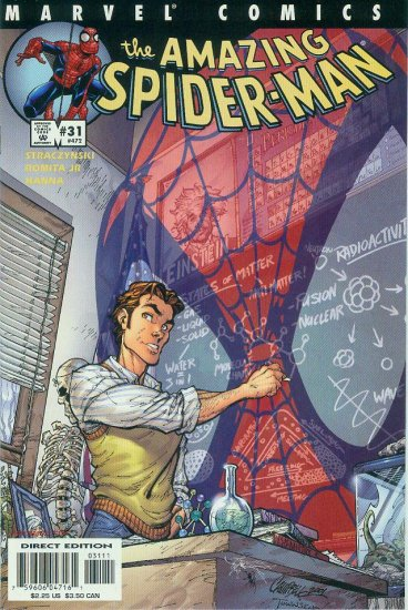 Amazing Spider-Man Vol. 2  #31 Limited Cover
