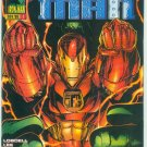 Iron Man #1 1996 Variant Hulk Showing Cover