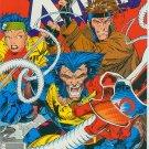 MARVEL COMICS X-MEN #4 1992