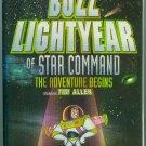 DISNEYS Buzz Lightyear of Star Command: The Adventure Begins (VHS, 2000)