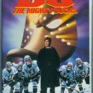 DISNEYS D3: The Mighty Ducks (VHS, 1997)