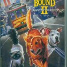 DISNEYS Homeward Bound 2 - Lost in San Francisco (VHS, 1996)