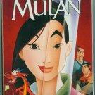 DISNEYS Mulan (VHS, 1999)