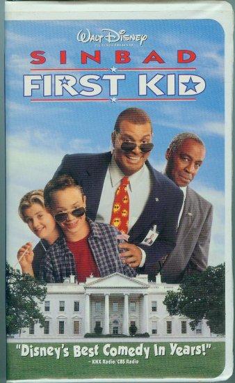 DISNEYS First Kid (VHS, 1997)
