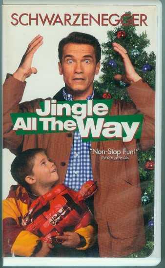 Jingle All the Way (VHS, 2001)