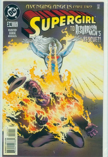 DC COMICS SUPERGIRL #24 (1998)