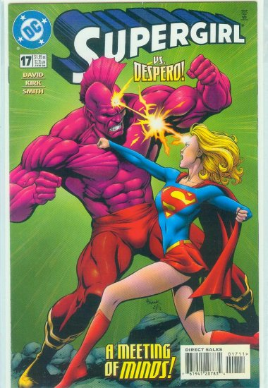 DC COMICS SUPERGIRL #17 (1998)