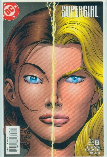 DC COMICS SUPERGIRL #16 (1997)