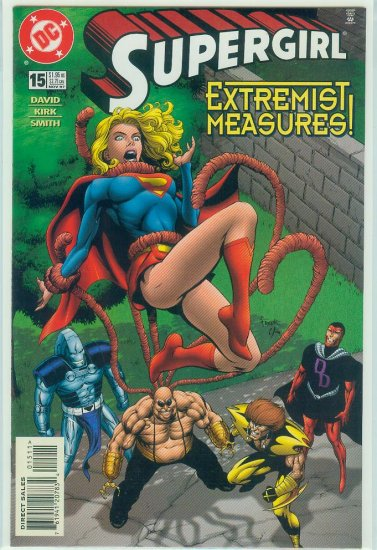 DC COMICS SUPERGIRL #15 (1997)