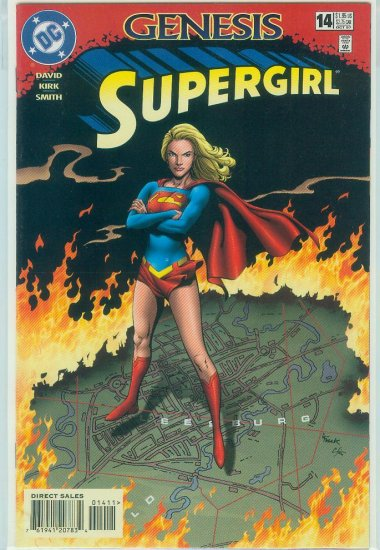 DC COMICS SUPERGIRL #14 (1997)