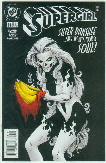 DC COMICS SUPERGIRL #11 (1997)