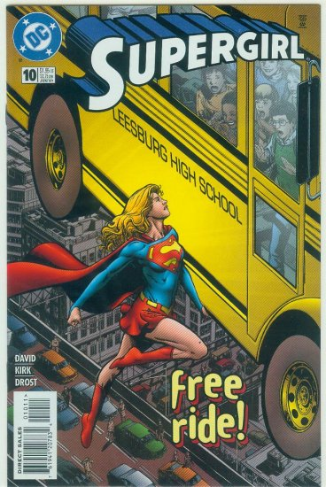 DC COMICS SUPERGIRL #10 (1997)