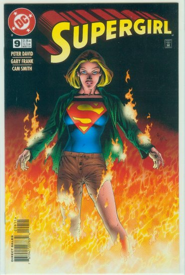 DC COMICS SUPERGIRL #9 (1997)