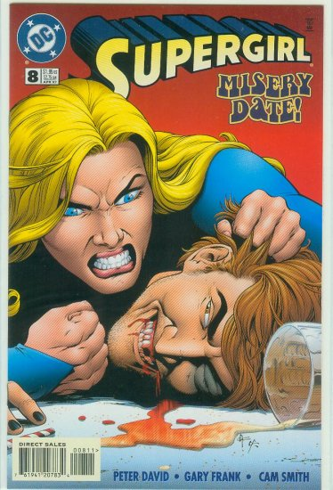 DC COMICS SUPERGIRL #8 (1997)