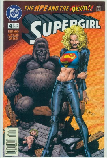 DC COMICS SUPERGIRL #4 (1996)
