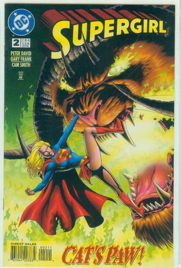 DC COMICS SUPERGIRL #2 (1996)