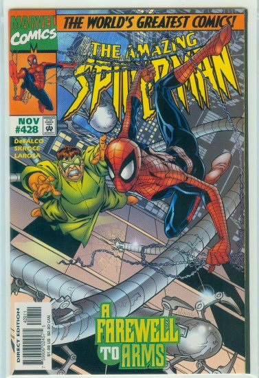 AMAZING SPIDER-MAN #428 (1997)