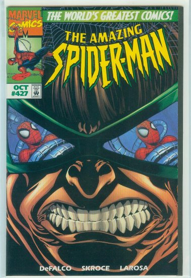 AMAZING SPIDER-MAN #427 (1997)