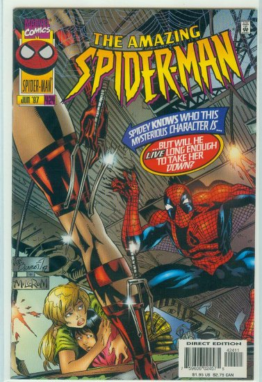 AMAZING SPIDER-MAN #424 (1997)