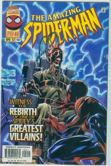 AMAZING SPIDER-MAN #422 (1997)