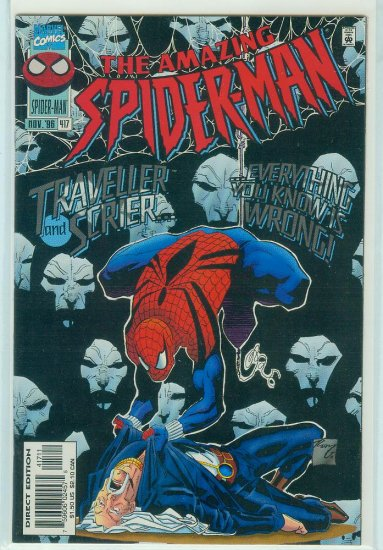 AMAZING SPIDER-MAN #417 (1996)