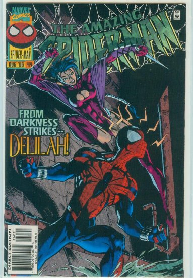 AMAZING SPIDER-MAN #414 (1996)