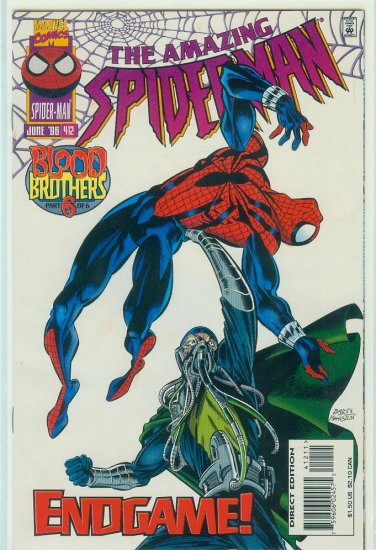 AMAZING SPIDER-MAN #412 (1996)
