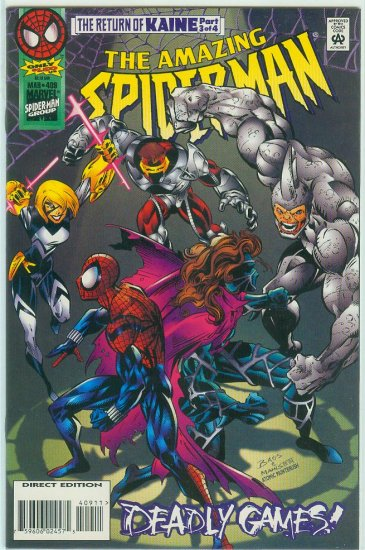 AMAZING SPIDER-MAN #409 (1996)