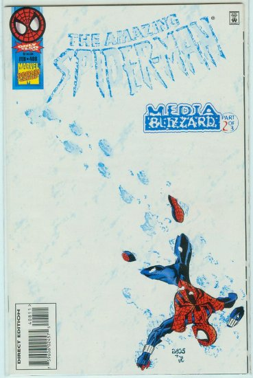AMAZING SPIDER-MAN #408 (1996)