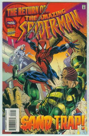 AMAZING SPIDER-MAN #407 (1996)