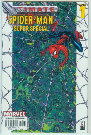 MARVEL COMICS ULTIMATE  SPIDER-MAN SUPER SPECIAL #1 (2002)