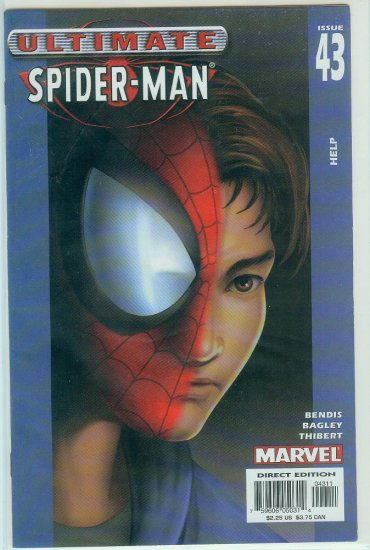 MARVEL COMICS ULTIMATE  SPIDER-MAN #43 (2003)