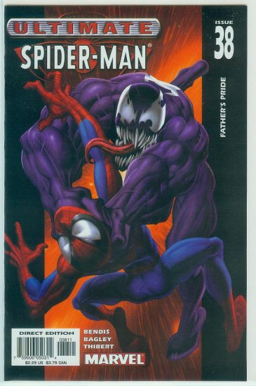 ULTIMATE SPIDER-MAN #38 (2003)