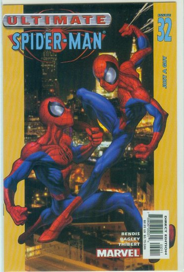 ULTIMATE SPIDER-MAN #32 (2003)