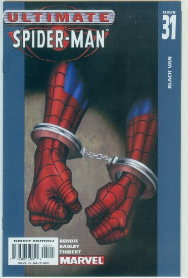 ULTIMATE SPIDER-MAN #31 (2003)