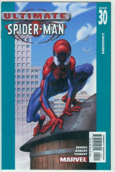 MARVEL COMICS ULTIMATE  SPIDER-MAN #30 (2003)