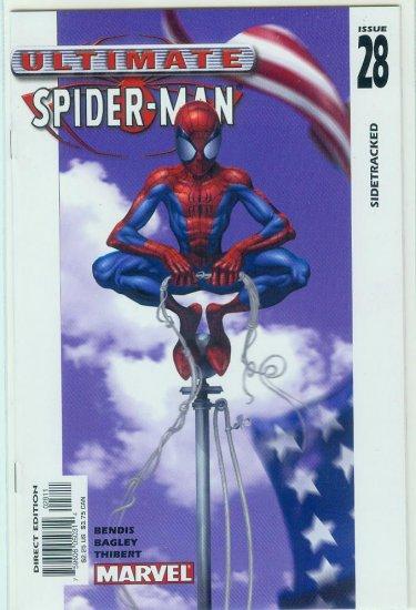 ULTIMATE SPIDER-MAN #28 (2002)