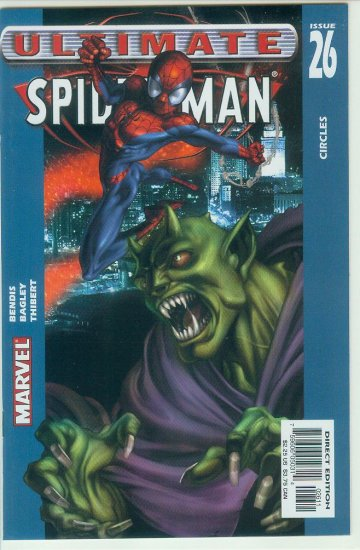 MARVEL COMICS ULTIMATE  SPIDER-MAN #26 (2002)