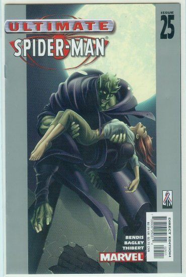 ULTIMATE SPIDER-MAN #25 (2002)