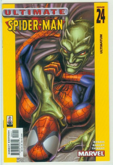 ULTIMATE SPIDER-MAN #24 (2002)