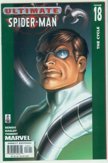MARVEL COMICS ULTIMATE  SPIDER-MAN #18 (2002)