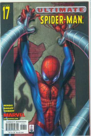 ULTIMATE SPIDER-MAN #17 (2002)