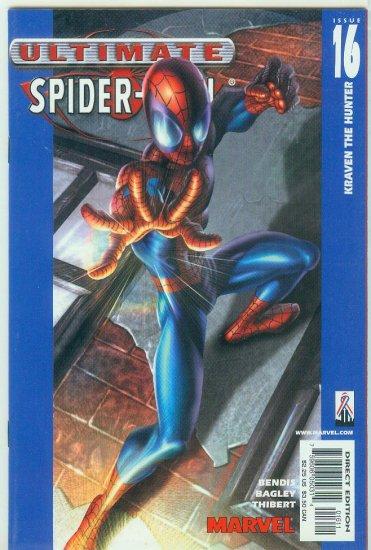MARVEL COMICS ULTIMATE  SPIDER-MAN #16 (2002)